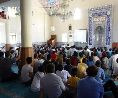 Şemdinli'de yaz Kuran kursları kapanış programı düzenlendi