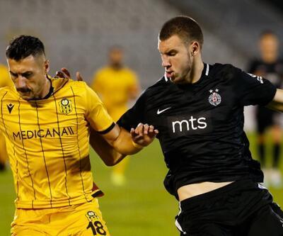 Partizan 3-1 Yeni Malatyaspor / Maç Özeti