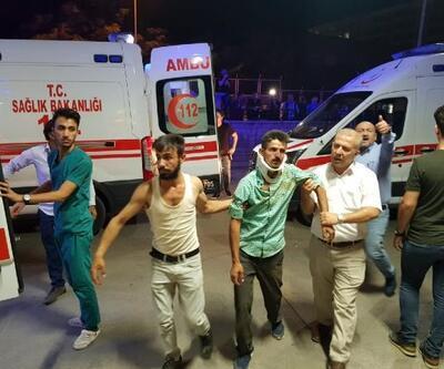 Siirt'te yolcu minibüsü devrildi: 1'i çocuk 2 ölü, 10 yaralı