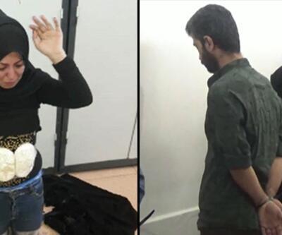 Azez'de terör operasyonu: Eylem hazırlığında yakalandılar