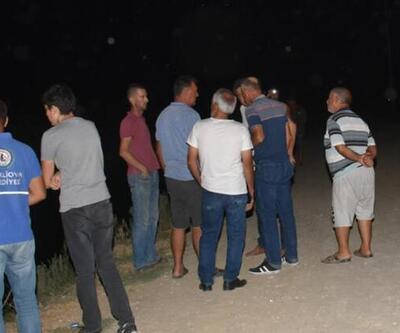 Sulama kanalında 2 kişi kayboldu