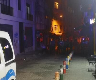 Kadıköy'de şüpheli paket paniği