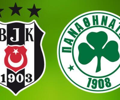 Beşiktaş Panathinaikos hazırlık maçı ne zaman, saat kaçta, hangi kanalda?