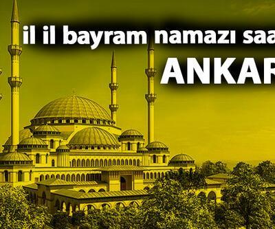 Ankara bayram namazı saati (2019 Kurban Bayramı)