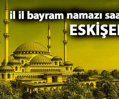 Eskişehir bayram namazı saati (2019 Kurban Bayramı)