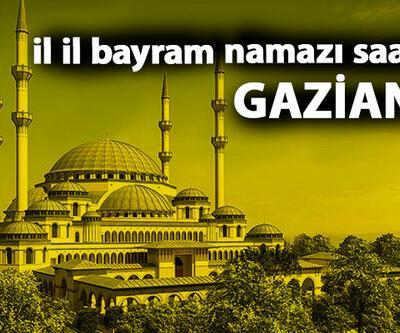 Gaziantep bayram namazı saati (2019 Kurban Bayramı)