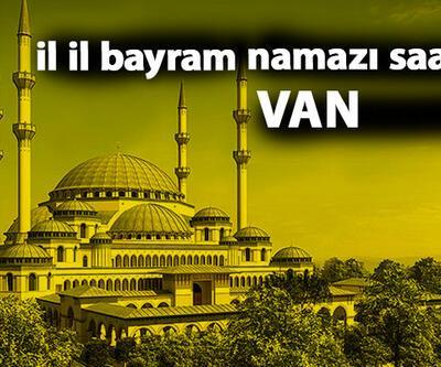 Van bayram namazı saati – 2019 Kurban Bayramı namazı saati