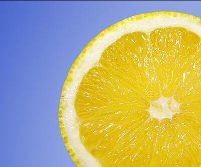 Limonu sıktıktan sonra kabuklarını sakın atmayın!