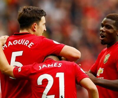Manchester United'da Chelsea 4 gol