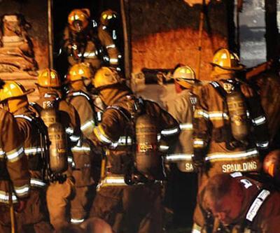 ABD'de korkunç olay! 5 çocuk yanarak can verdi