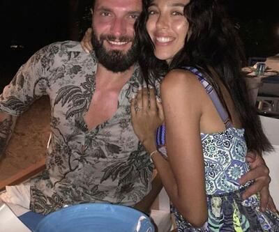Berkay ve eşi Özlem Ada Şahin'e şok!
