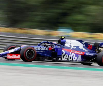 Redbull-Honda'nın yeni pilotu Albon oldu