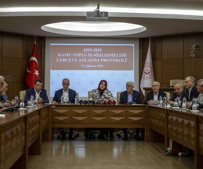 Son dakika! Hükümet ve Türk-İş anlaştı