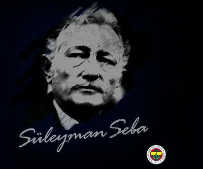 Fenerbahçe, Süleyman Seba'yı unutmadı
