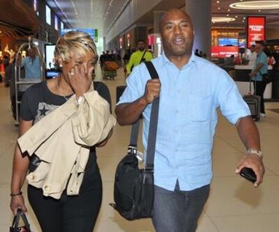 Daniel Sturridge'in ailesi İstanbul'a geldi