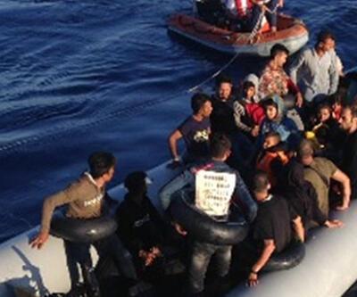 İzmir'de 2 günde 179 düzensiz göçmen yakalandı