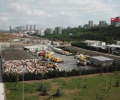 İBB: Atıklar için çalışma başlatıldı