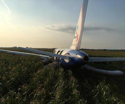 Rusya'da havada panik dolu anlar: Yaralılar var