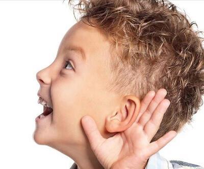 Çocuklarda kepçe kulak sorununa dikkat