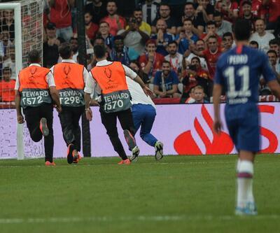 Süper Kupa finalinde gözaltına alınan 5 şüpheli adli kontrolle serbest bırakıldı
