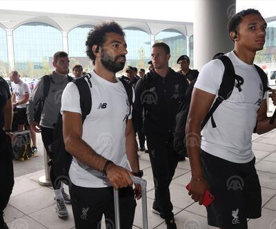 Liverpool kafilesi İstanbul'dan ayrıldı