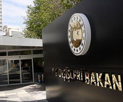 Türkiye'den İsrail'e Mescid-i Aksa tepkisi