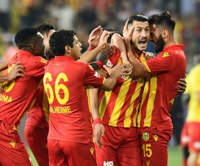 Yeni Malatyaspor 1-0 Partizan MAÇ ÖZETİ