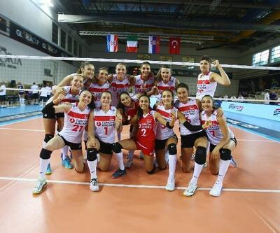 Türkiye, Gloria Cup'a galibiyetle başladı