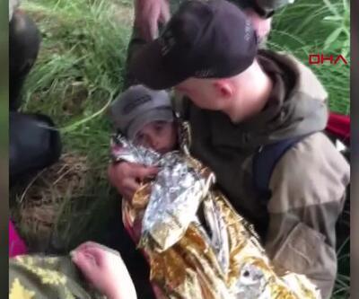 Ormanda kaybolan çocuk, 2 gün sonra bulundu