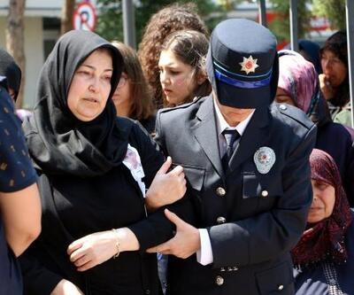 Şehit polis Ulaş, Tokat'ta son yolculuğa uğurlandı