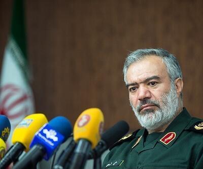 İran'lı Amiral: ABD ve İngiltere'ye tarihi ders verdik