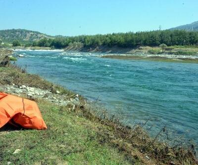 Nehirde kaybolan Suriyelinin cansız bedenine ulaşıldı