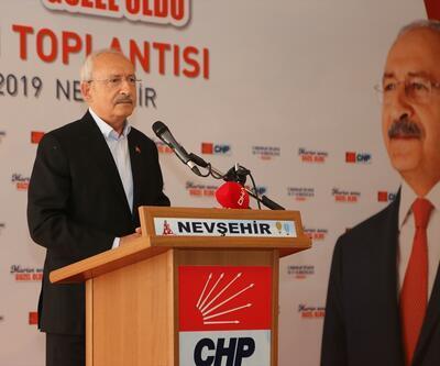 Kılıçdaroğlu, CHP İl Başkanları Toplantısı'nda konuştu