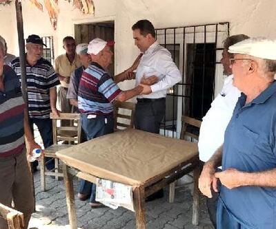 Ceyhan Kaymakamı Yılmaz muhtar ve vatandaşlarla buluştu