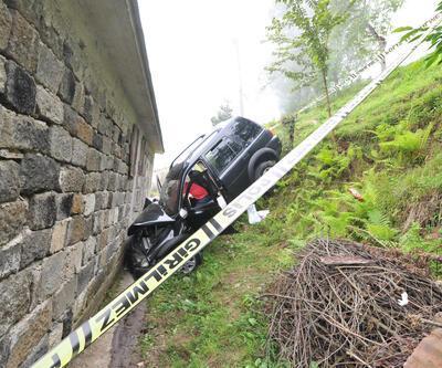 Duvara çarpan cipte ölü bulunmuştu... Gerçek otopside ortaya çıktı