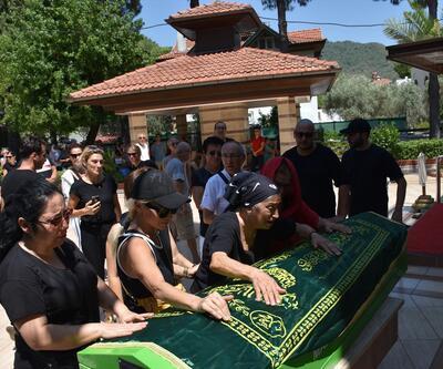 Devran Çağlar'ın cenazesi defnedildi