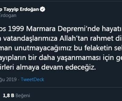 Erdoğan: Gerekli tüm tedbirleri almaya devam edeceğiz