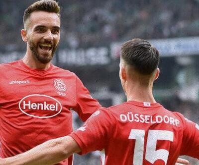 İki Türk Werder Bremen'i yıktı