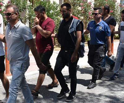 Yunanistan'a kaçmaya çalışan FETÖ şüphelileri tutuklandı