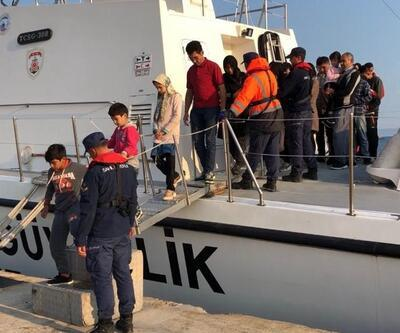 Edirne'de 42 kaçak göçmen yakalandı