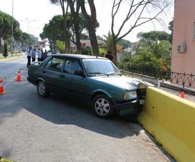 Direksiyon başında kalp krizi geçiren sürücü ölümden döndü