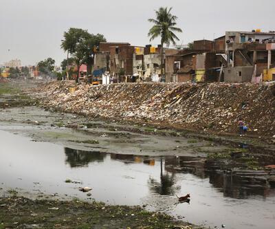 Hindistan'da selin bilançosu açıklandı