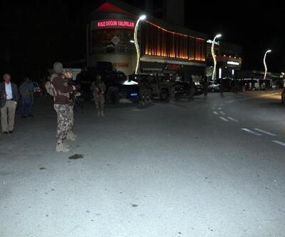 Turhal'da 3 kişinin yaralandığı kavganın ardından ilçede gerginlik yaşandı