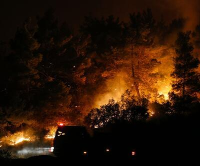 İzmir ve Muğla'da orman yangınlarında sabotaj şüphesi