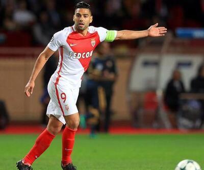 Falcao'dan Monaco'ya Galatasaray resti: Beni bırakın!
