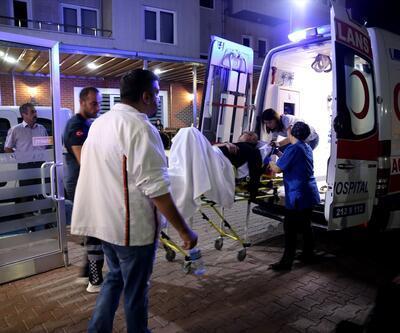 Nevşehir'de 52 turist gıda zehirlenmesi şüphesiyle hastaneye kaldırıldı