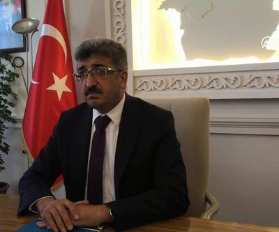 Göreve getirilen Van Valisi Mehmet Emin Bilmez'den ilk açıklama