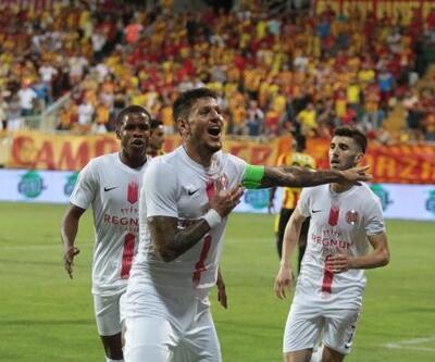 Antalyaspor 3 puanla başladı