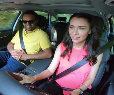 Nefise Karatay ile keyifli bir sohbet ve kadın şoförlere karşı önyargıları kıracak bir yol deneyimi 7. Vites'te ekrana geldi