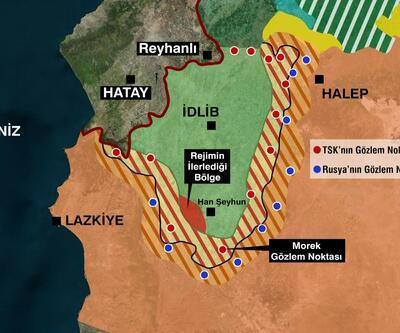 Suriye'de en sıcak nokta! Han Şeyhun neden önemli?